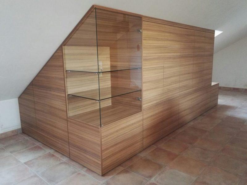 Armadio basso per mansarda perfect scegliere mobili fatti su misura with armadio basso per - Ikea padova armadi ...